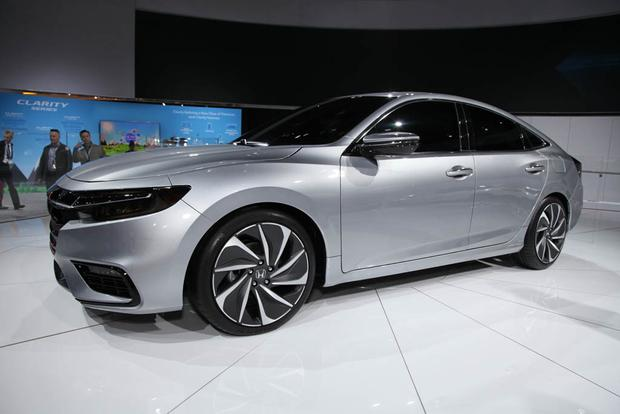 2019 Honda Insight: Detroit Auto Show featured image large thumb5