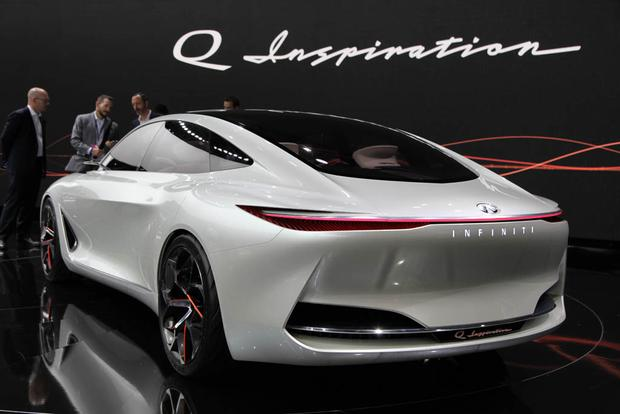 Infiniti Q Inspiration Concept: Detroit Auto Show featured image large thumb2