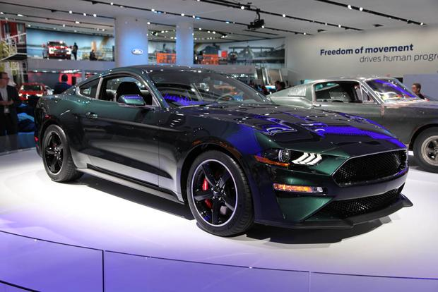2019 Ford Mustang Bullitt Detroit Auto Show Featured Image Large Thumb0