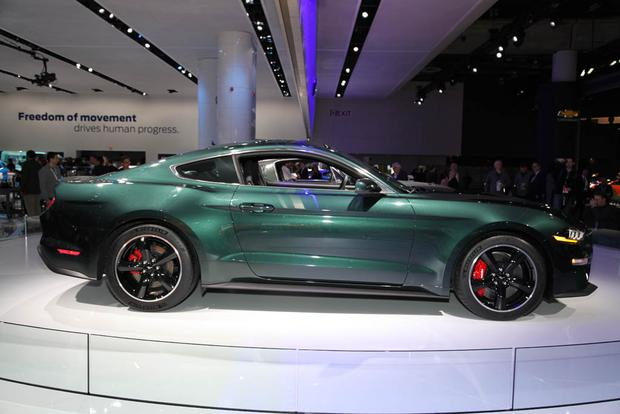 2019 Ford Mustang Bullitt Detroit Auto Show Featured Image Large Thumb1