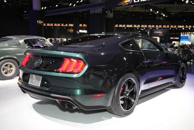 2019 Ford Mustang Bullitt: Detroit Auto Show - Autotrader