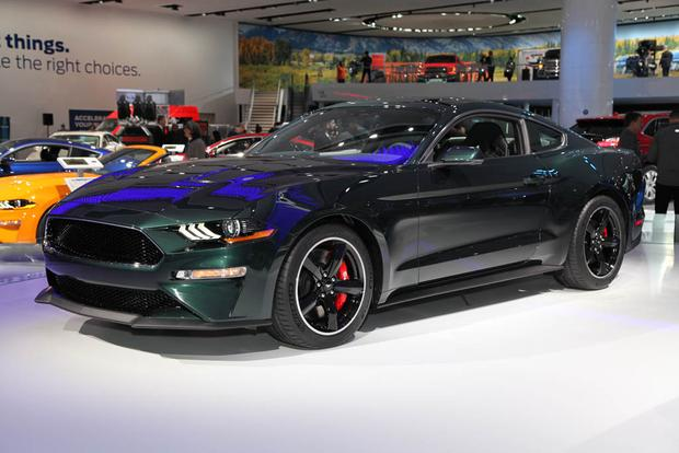 2019 Ford Mustang Bullitt Detroit Auto Show Featured Image Large Thumb4