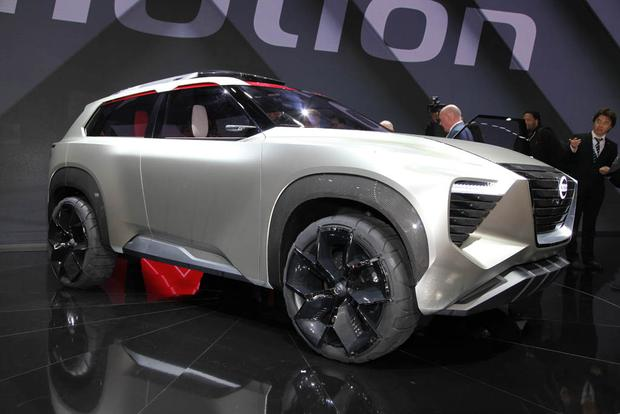 Nissan Xmotion Concept: Detroit Auto Show featured image large thumb0