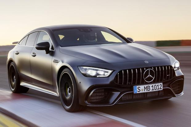Mercedes-AMG GT 4-door Coupe: Geneva Auto Show featured image large thumb0
