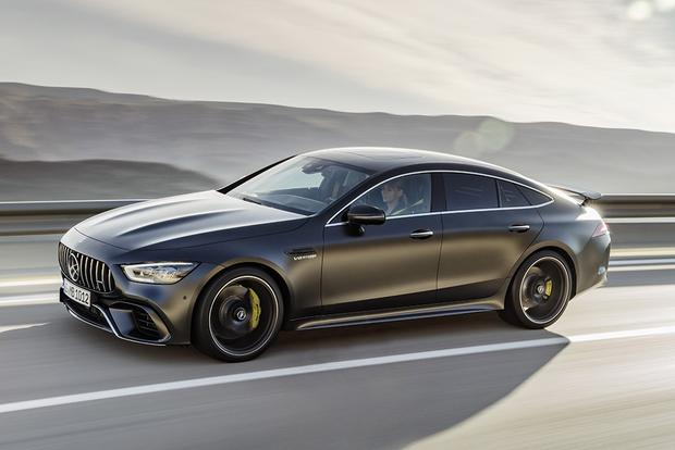 Mercedes-AMG GT 4-door Coupe: Geneva Auto Show featured image large thumb1