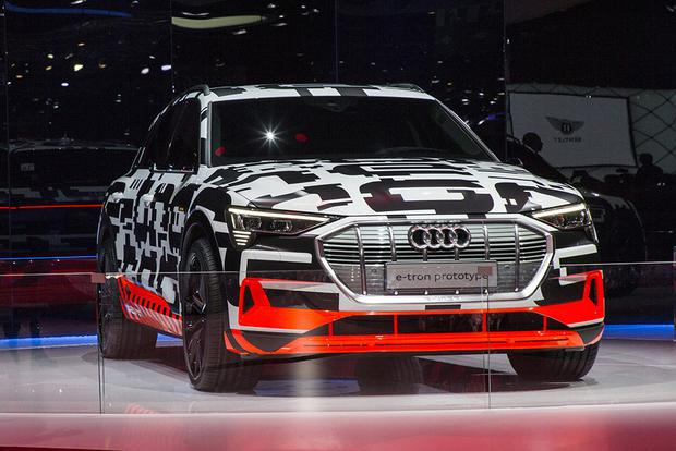 2019 Audi A6, e-tron Prototype Crossover: Geneva Auto Show featured image large thumb3