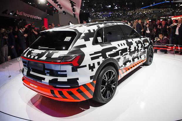 2019 Audi A6, e-tron Prototype Crossover: Geneva Auto Show featured image large thumb4