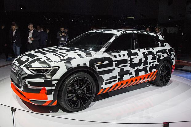 2019 Audi A6, e-tron Prototype Crossover: Geneva Auto Show featured image large thumb5