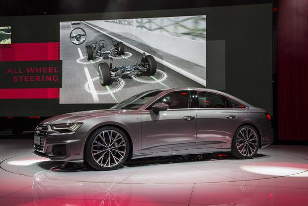 2019 Audi A6, e-tron Prototype Crossover: Geneva Auto Show featured image large thumb0