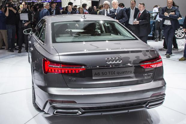 2019 Audi A6, e-tron Prototype Crossover: Geneva Auto Show featured image large thumb1