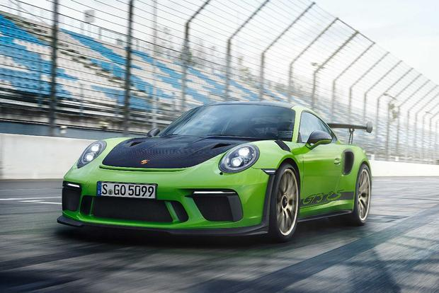 2019 Porsche 911 GT3 RS: Geneva Auto Show featured image large thumb0