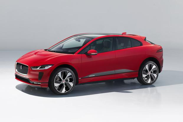 2019 Jaguar I-Pace: Geneva Auto Show featured image large thumb0