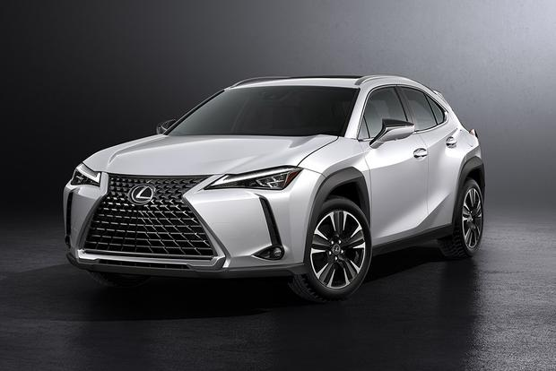 2019 Lexus UX: Geneva Auto Show featured image large thumb0
