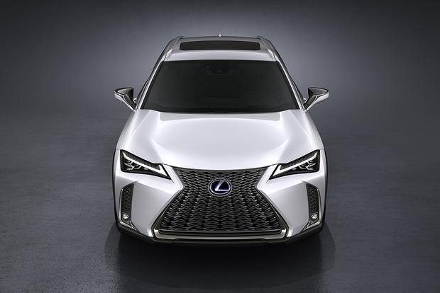 2019 Lexus UX: Geneva Auto Show featured image large thumb1