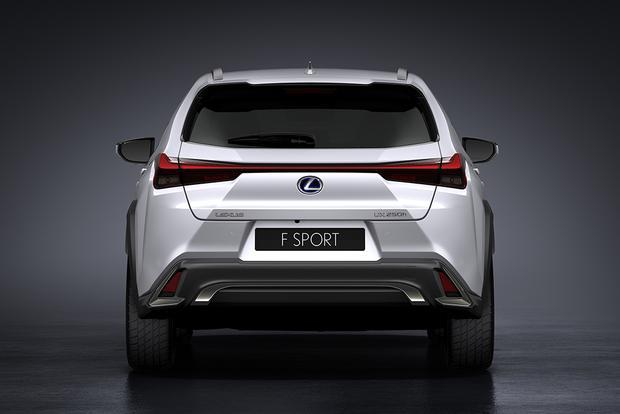2019 Lexus UX: Geneva Auto Show featured image large thumb2