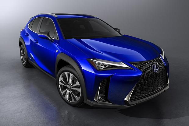 2019 Lexus UX: Geneva Auto Show featured image large thumb3