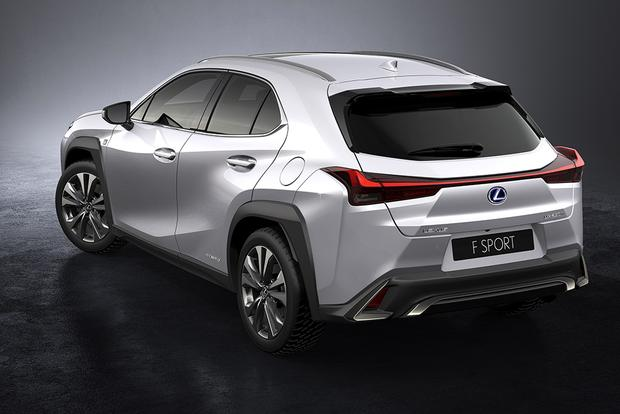 2019 Lexus UX: Geneva Auto Show featured image large thumb4