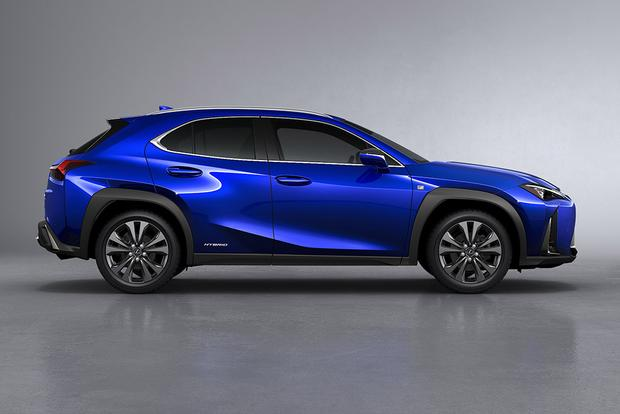 2019 Lexus UX: Geneva Auto Show featured image large thumb6