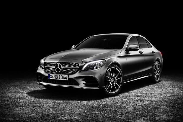2019 Mercedes-Benz C-Class: Geneva Auto Show featured image large thumb0