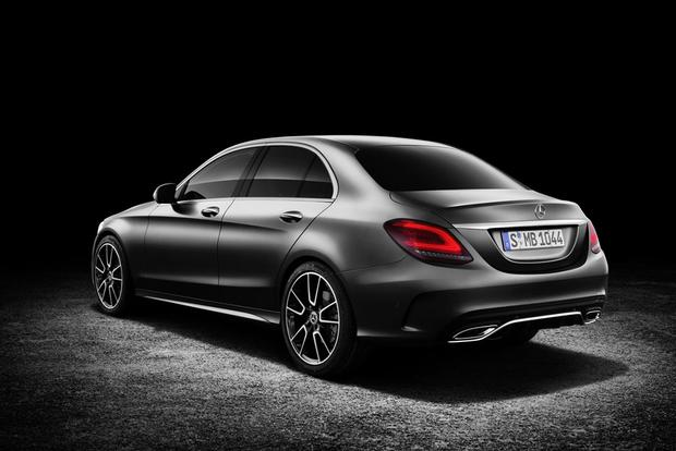 2019 Mercedes-Benz C-Class: Geneva Auto Show featured image large thumb1