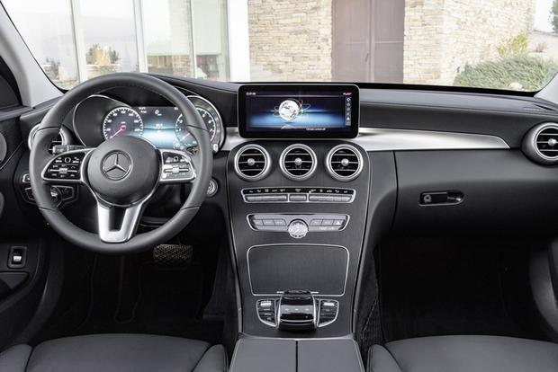 2019 Mercedes-Benz C-Class: Geneva Auto Show featured image large thumb3
