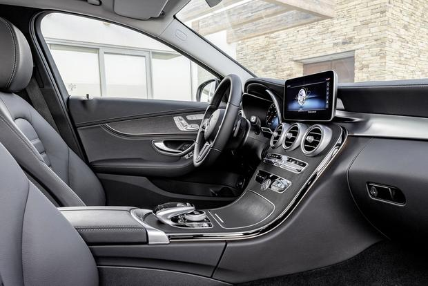2019 Mercedes-Benz C-Class: Geneva Auto Show featured image large thumb4