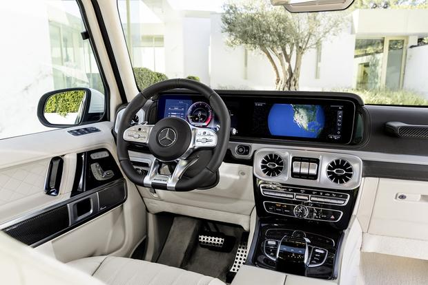 2019 Mercedes-Maybach S-Class, 2019 Mercedes-AMG G 63: Geneva Auto Show featured image large thumb2