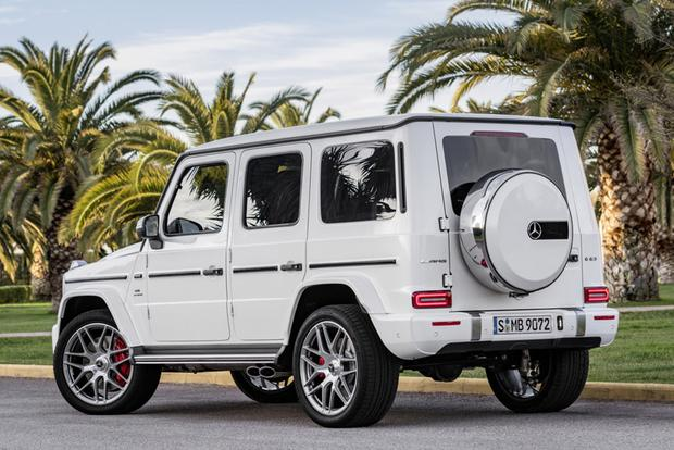 2019 Mercedes-Maybach S-Class, 2019 Mercedes-AMG G 63: Geneva Auto Show featured image large thumb3