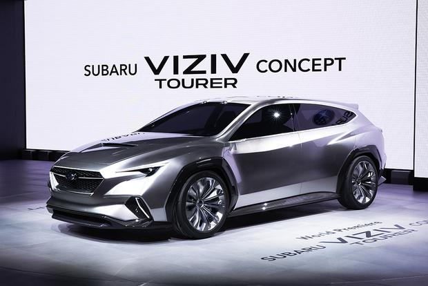 Subaru Viziv Tourer Concept: Geneva Auto Show featured image large thumb0