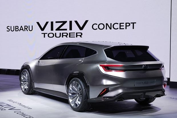 Subaru Viziv Tourer Concept: Geneva Auto Show featured image large thumb1