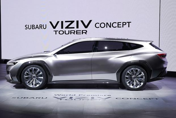 Subaru Viziv Tourer Concept: Geneva Auto Show featured image large thumb2