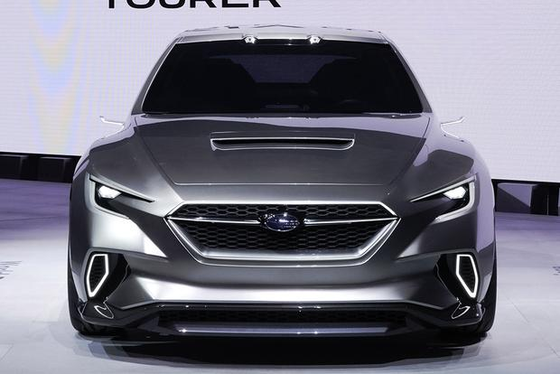 Subaru Viziv Tourer Concept: Geneva Auto Show featured image large thumb3