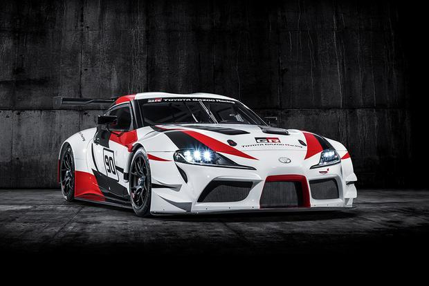 Toyota Supra Racing Concept: Geneva Auto Show featured image large thumb0