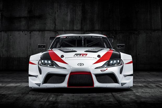 Toyota Supra Racing Concept: Geneva Auto Show featured image large thumb1