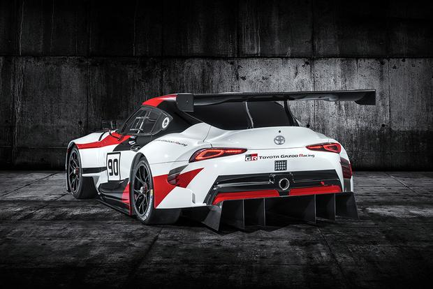 Toyota Supra Racing Concept: Geneva Auto Show featured image large thumb2