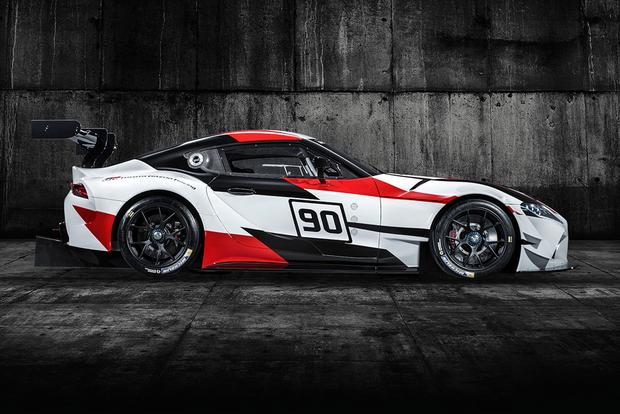 Toyota Supra Racing Concept: Geneva Auto Show featured image large thumb4