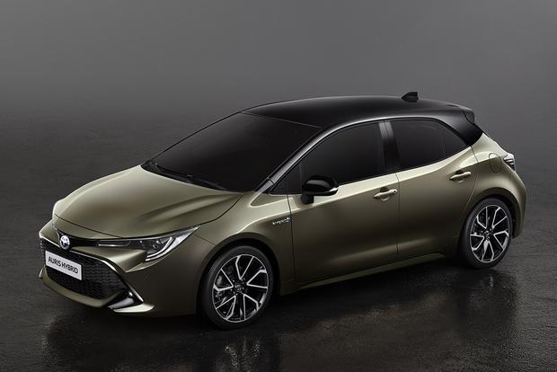 2019 Toyota Corolla iM: Geneva Auto Show featured image large thumb0
