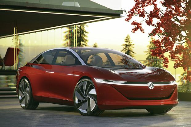 Volkswagen I.D. Vizzion Concept Debuts: Geneva Auto Show featured image large thumb0