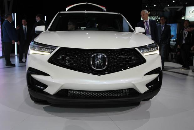 2019 Acura RDX: New York Auto Show featured image large thumb0