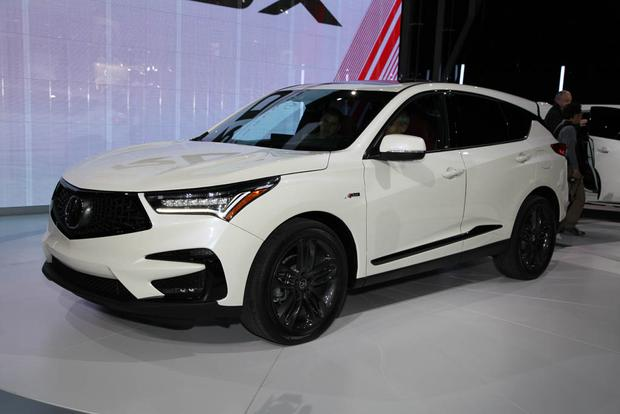 2019 Acura RDX: New York Auto Show featured image large thumb1