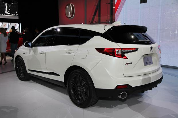 2019 Acura RDX: New York Auto Show featured image large thumb2