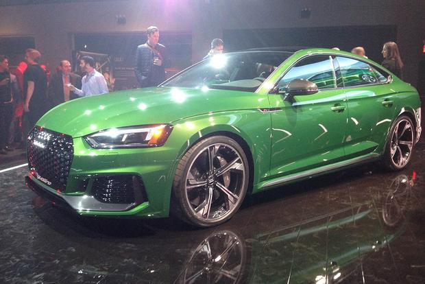 2019 Audi RS 5 Sportback: New York Auto Show featured image large thumb0