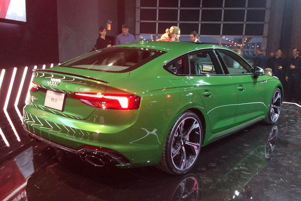2019 Audi RS 5 Sportback: New York Auto Show featured image large thumb2