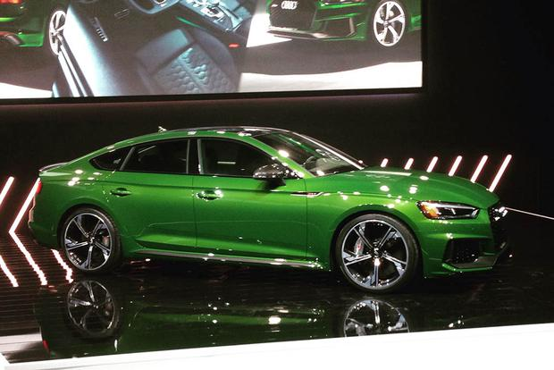 2019 Audi RS 5 Sportback: New York Auto Show featured image large thumb3