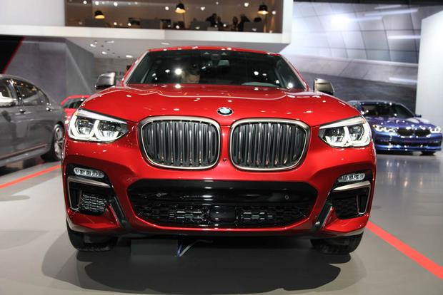 2019 BMW X4 M40i M Performance: New York Auto Show featured image large thumb1