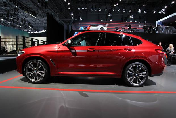 2019 BMW X4 M40i M Performance: New York Auto Show featured image large thumb2