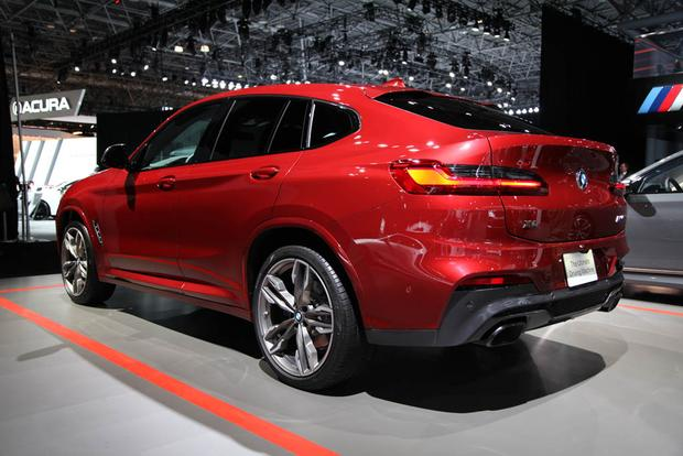 2019 BMW X4 M40i M Performance: New York Auto Show featured image large thumb3