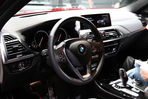 2019 BMW X4 M40i M Performance: New York Auto Show featured image large thumb5