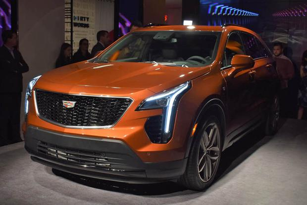 2019 Cadillac XT4: New York Auto Show featured image large thumb0