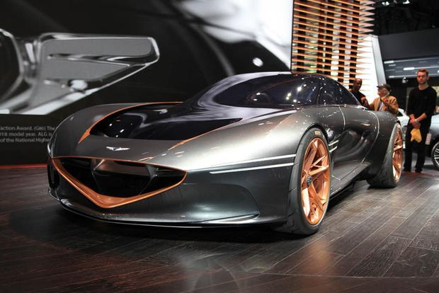 Genesis Essentia Concept: New York Auto Show featured image large thumb0